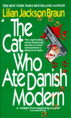 Book 2 (1967) I love The Cat Who series!