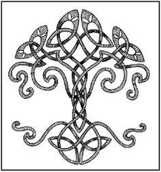 pin celtic dara knot on pinterest. Black Bedroom Furniture Sets. Home Design Ideas