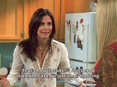 Monica Geller-Bing.