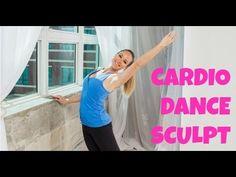 ▶ Cardio Dance Sculpt - YouTube