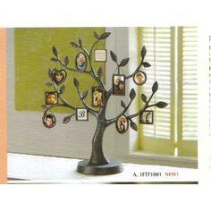 Hallmark Family Tree FTF1001 Metal Family Tree