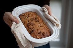 One Degree Organics Sprouted Spelt Banana Bread