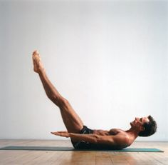 Pilates 100   Transverse Abdominus: wraps around the front of your body like a corset. It's the muscle you feel when you cough. Strengthening our core has the added benefit of increasing abdominal strength, decreasing low back pain and improving posture and joint stability.