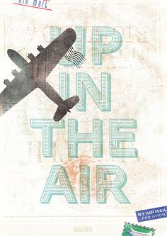 Up in the air. | Hannes Beer