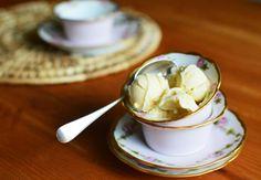 Lemon Ginger Gelato