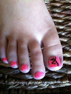 Browning symbol nails