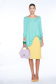 J. Crew Spring 2012 #model #lookbook #fashion #style