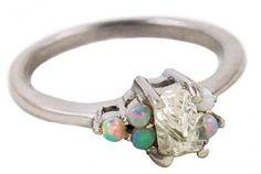Diamonds & Opals