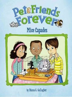 J SERIES PET FRIENDS FOREVER. The science fair is coming up at school, and Kyle and Mia agree to help Ryan, who knows very little about animals, with his project--seeing whether music makes mice smarter.