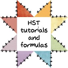 HST Tutorial and Maths Formula - Traditional Method (2 at a time) and the alternative method (4 at a time)