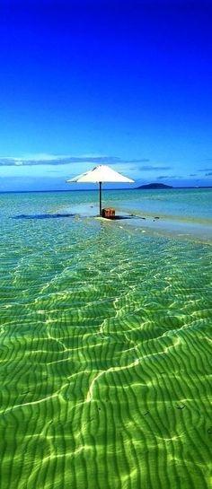 - Amanpulo Beach, Philippines