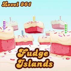 Don't fudge up your strategy on Candy Crush Level 361  in Fudge Islands, or you'll just end up starting again! An honorary mention in the Top 20 Hardest Candy Crush Saga levels #candycrushsaga #candycrush #games