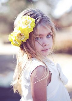 flower girl: too cute!