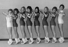 1960s Majorettes