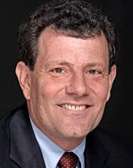 Poverty's Poster Child by Nicholas D Kristof