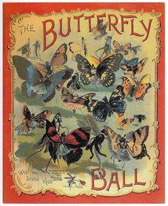 butterfly ball.