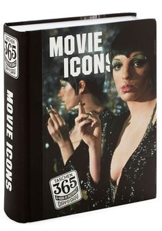 Day-By-Day Movie Icons Book, #ModCloth