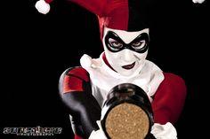 Harley Quinn  Model: Jessica Leigh Carroll  Photography: SuperHero Photography by Adam Jay
