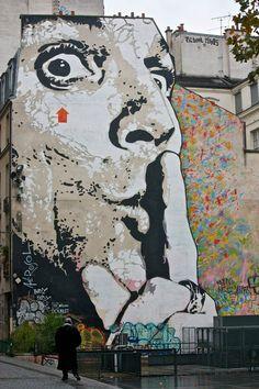 Street Art Photograph - Paris