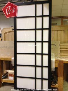 Comment installer une porte coulissante japonaise