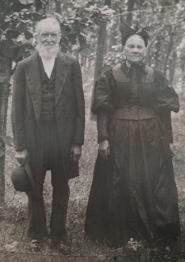 James and Angeline Wilder