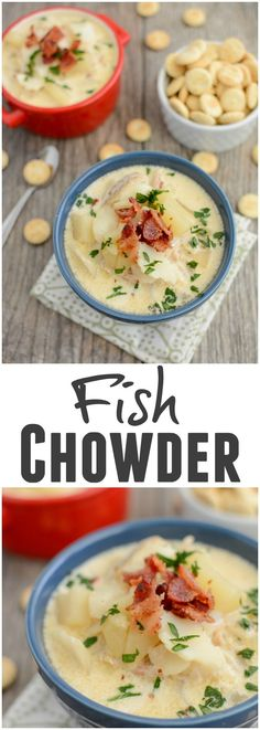 This Easy Fish Chowd