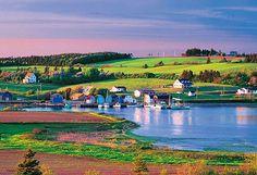 beautiful Prince Edward Island