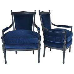Pair of Directoire S