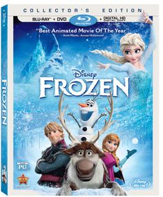 Frozen is coming to Digital HD February 25 and Blu-ray Combo Pack March 18! Pre-order your copy now.