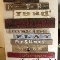 70 + Pallet - Craft Projects - Collection - DIY Crafty Projects
