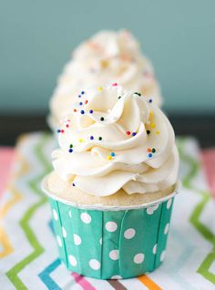 Swiss Meringue Buttercream by Cook Like a Champion