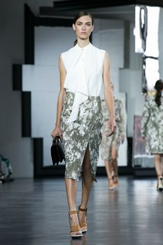 A look from the Jason Wu Spring 2015 RTW collection.