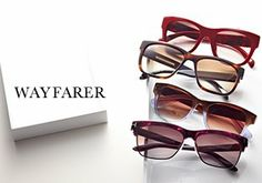 The wayfarer. Can't get enough.