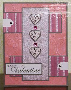"""Be My Valentine"" Card"