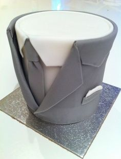 Groom or Father's Day Cake