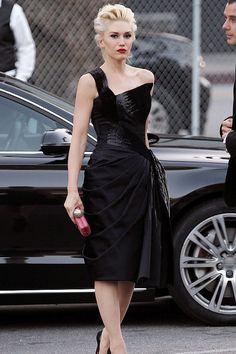 Gwen Stefani dress