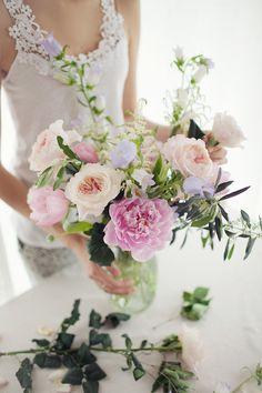 #DIY Spring Bouquet