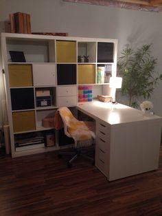Ikea expedit bureau