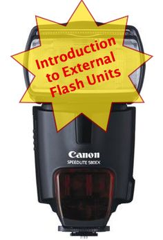Into to External Flash Units (Part 1) #photography tips