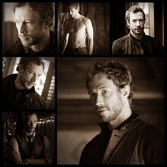 Kris Holden-Ried!!! Oh how I love him!
