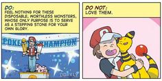 The Dos and Don'ts of Pokémon Ownership - Neatorama