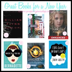 Great Books for a New Year