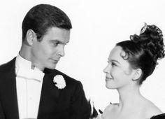 Louis Jourdan and Leslie Caron .... GIGI