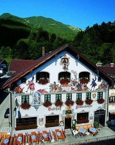 Garmisch,Germany, one of the most beautiful resorts I've been to.