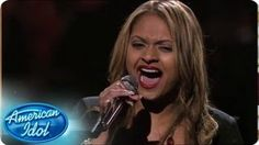 Breanna Steer Performs: Bust Your Window AMERICAN IDOL SEASON 12, via YouTube.