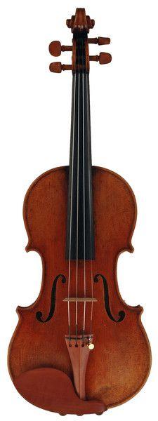 Violin by Orest Nakonechny, 2012