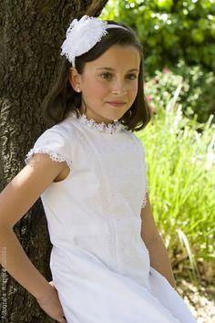 Vestidos de Primera Comunión de Teresa Palazuelo - Especial Primera Comunión - Especiales - Charhadas.com