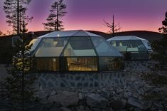 You Can Rent A Glass Igloo In Finland To Watch The Northern