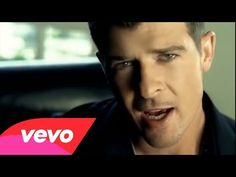 ▶ Robin Thicke - Lost Without U - YouTube