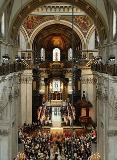 St Paul's - London